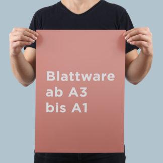 Fine-Art Blattware