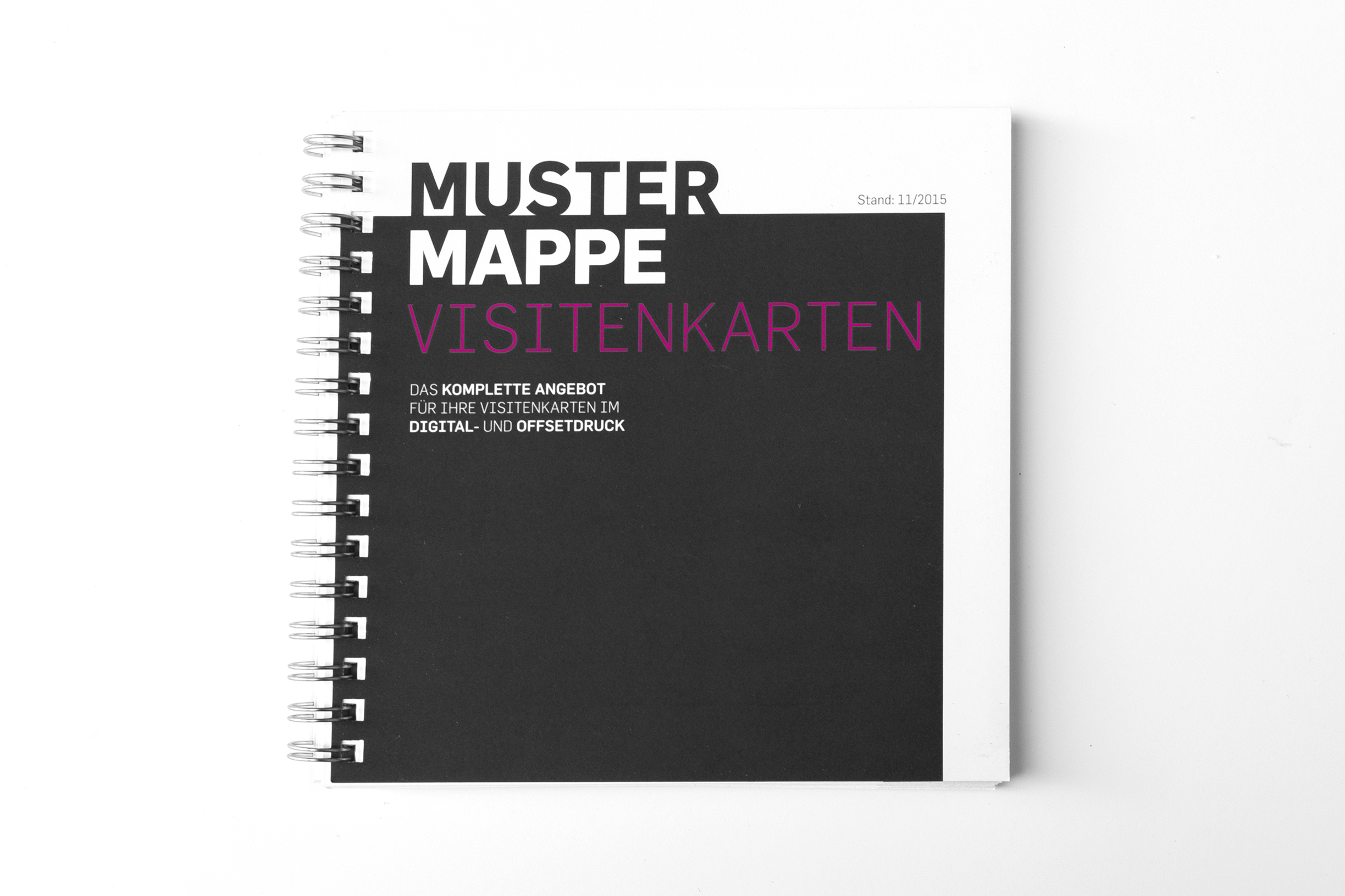 muster offset visitenkarten - Muster Visitenkarten
