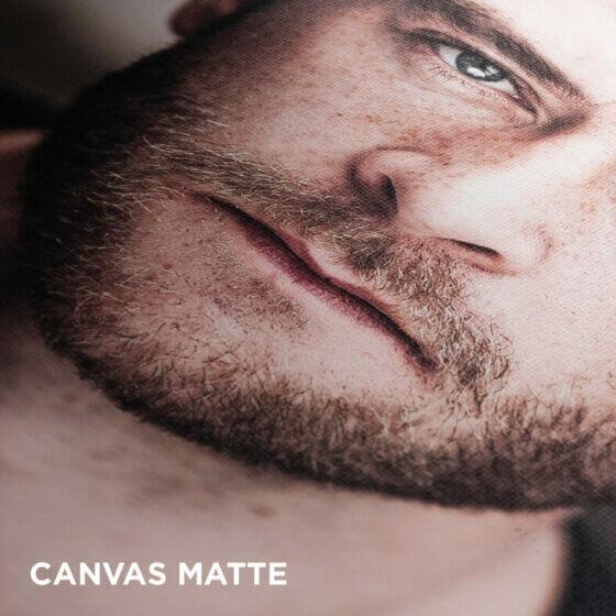 Canvas Matte